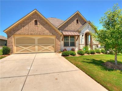 Leander Single Family Home For Sale: 1001 Wolcott Dr