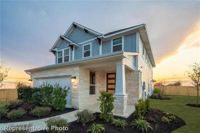 Georgetown Single Family Home For Sale: 268 Gaida Loop Loop