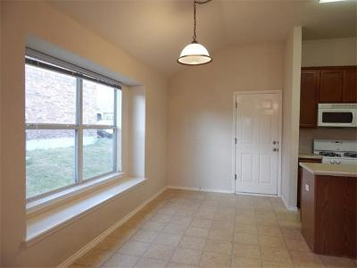 Round Rock Single Family Home For Sale: 1538 Haynie Bnd