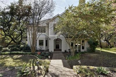 Austin TX Single Family Home Pending - Taking Backups: $739,500