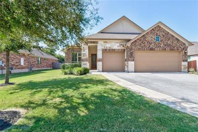 Buda Single Family Home For Sale: 1172 Oyster Crk