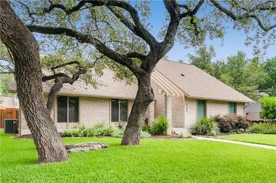 Austin Single Family Home For Sale: 9708 Bordeaux Ln