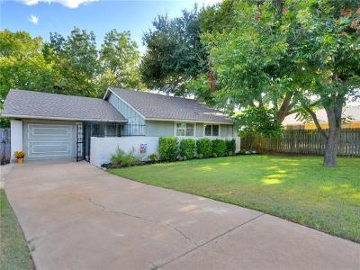 Austin Single Family Home For Sale: 305 Wood Bine Dr