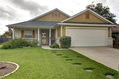 Bastrop County Single Family Home For Sale: 231 Katy B Ln