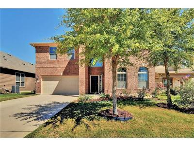Liberty Hill Single Family Home For Sale: 376 Quarry Ln