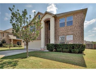 Buda Single Family Home For Sale: 2211 Garlic Creek Dr