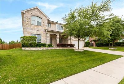 Pflugerville Single Family Home Active Contingent: 2805 Marigold Heights Ct