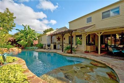 Austin Single Family Home Pending - Taking Backups: 4703 Indian Wells Dr