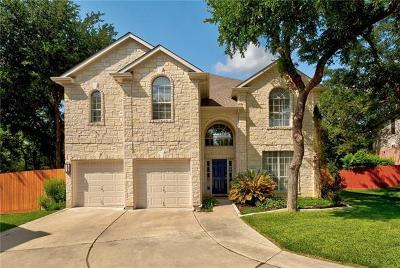 Hays County, Travis County, Williamson County Single Family Home Pending - Taking Backups: 10804 Mint Julep Dr