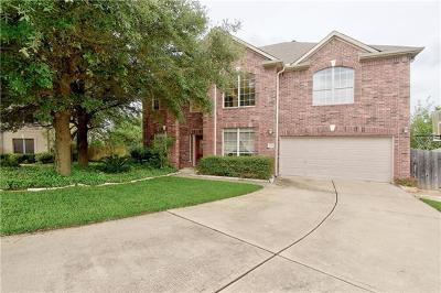 Cedar Park Single Family Home Pending - Taking Backups: 1008 Shadow Valley Cv