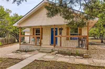 Point Venture Single Family Home For Sale: 302 Augusta Cv