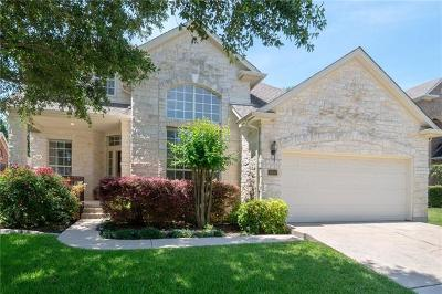 Travis County, Williamson County Single Family Home Pending - Taking Backups: 15157 Galena Dr
