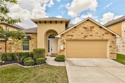 Single Family Home For Sale: 3704 Rosalina Loop