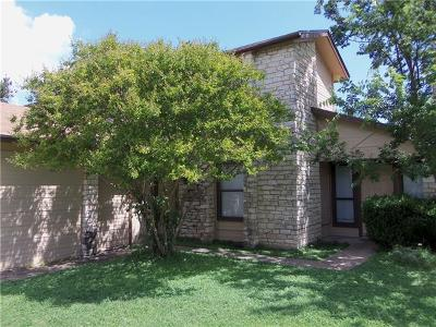 Pflugerville Rental For Rent: 1400 Barbergale St #B