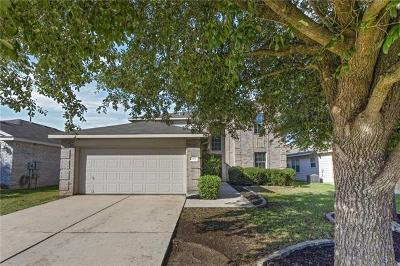 Cedar Park TX Single Family Home For Sale: $279,900
