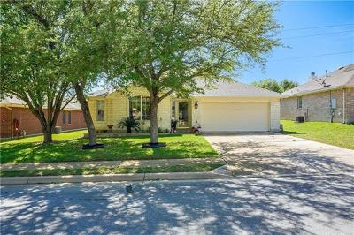 Leander Single Family Home For Sale: 1103 Ridgewood Dr