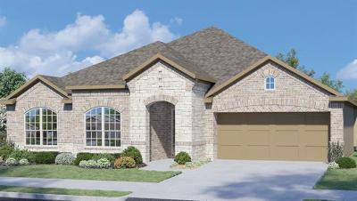 Pflugerville Single Family Home For Sale: 16437 Marcello Dr
