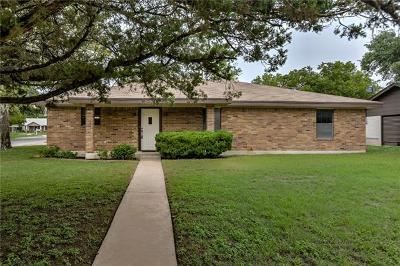 Menard County, Val Verde County, Real County, Bandera County, Gonzales County, Fayette County, Bastrop County, Travis County, Williamson County, Burnet County, Llano County, Mason County, Kerr County, Blanco County, Gillespie County Single Family Home For Sale: 100 Corder Ln