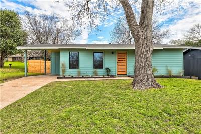 Austin TX Single Family Home For Sale: $449,999