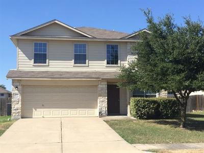 Hutto Rental For Rent: 106 Phillips St