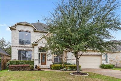 Travis County Single Family Home Pending - Taking Backups: 11400 Hollister Dr