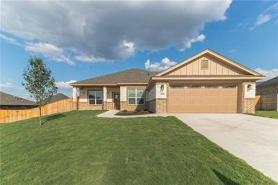 Harker Heights Single Family Home For Sale: 2524 Faux Pine Dr
