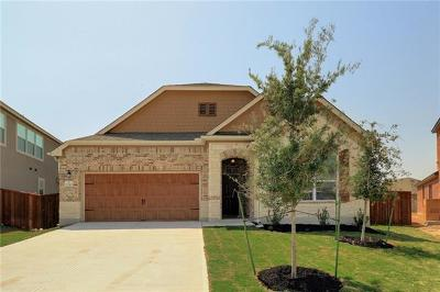 Leander Single Family Home For Sale: 1240 Follett Ct