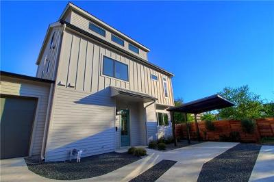 Single Family Home For Sale: 1103 W 39th 1/2 St #B