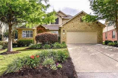 Round Rock Single Family Home For Sale: 3803 Links Ln