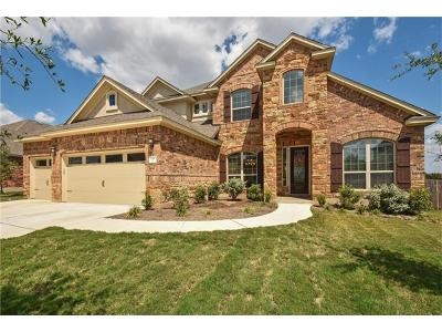 Austin Single Family Home For Sale: 128 Swallowtail Dr