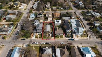Austin Single Family Home For Sale: 1307 Cedar Ave