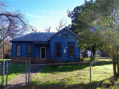 Bastrop Single Family Home For Sale: 1101 Pine St