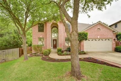 Austin Single Family Home Pending - Taking Backups: 14625 Banbridge Trl