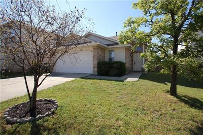 Pflugerville Single Family Home Pending - Taking Backups: 404 Sweet Leaf Ln
