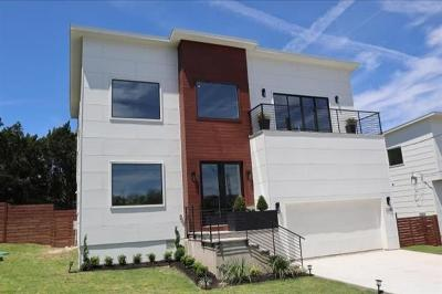 Single Family Home For Sale: 2200 Crazyhorse Pass