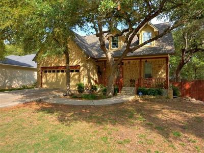 Wimberley Single Family Home Pending - Taking Backups: 153 Augusta Dr