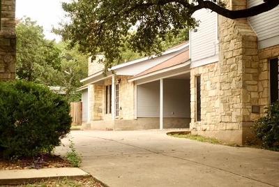 Austin Rental For Rent: 1603 Cinnamon Path #B