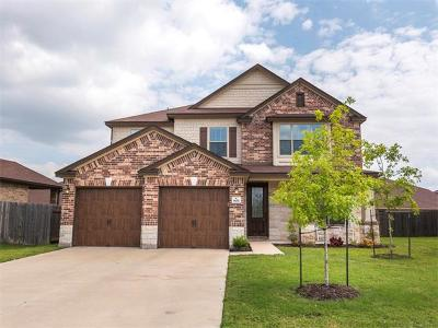 Leander Single Family Home Pending - Taking Backups: 908 Lily Pad