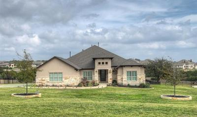 Driftwood  Single Family Home For Sale: 183 Bluff Woods Dr