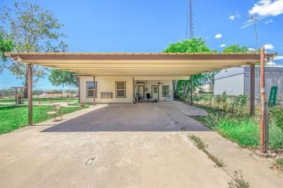 Burnet County Single Family Home For Sale: 206 Burnet Hills Dr