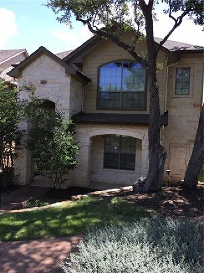 Cedar Park Rental For Rent: 11400 W Parmer Ln #15