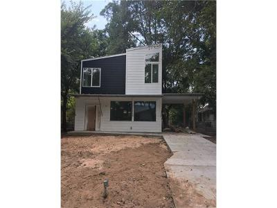 Single Family Home For Sale: 2105 Haskell St #Unit A