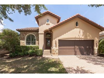 Austin Single Family Home For Sale: 11713 Woodland Hills Trl