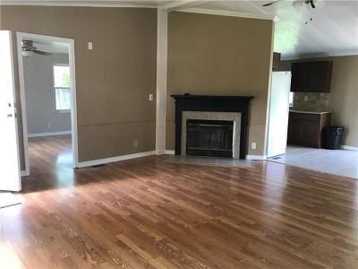 Austin Rental For Rent: 11808 Garden Gate Dr