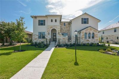 Austin Single Family Home For Sale: 109 Bisset Ct