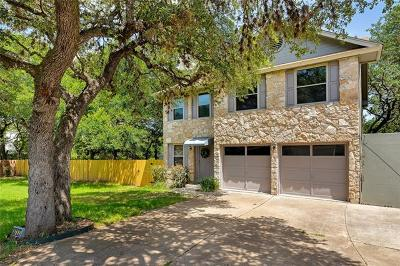 Travis County Single Family Home For Sale: 8717 Coastal Dr