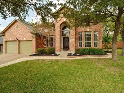Austin Single Family Home Pending - Taking Backups: 5711 Back Bay Ln