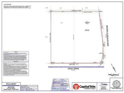 Residential Lots & Land For Sale: 2401 Daisy Dr