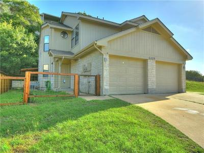 Austin Multi Family Home Pending - Taking Backups: 6489 Hart Ln