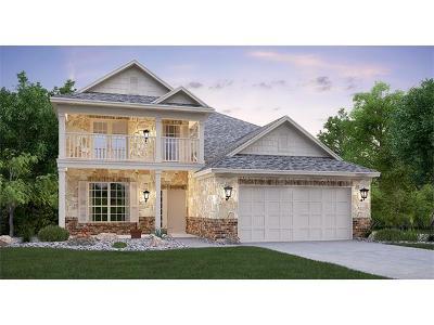 Georgetown Single Family Home For Sale: 112 Samridge Cv